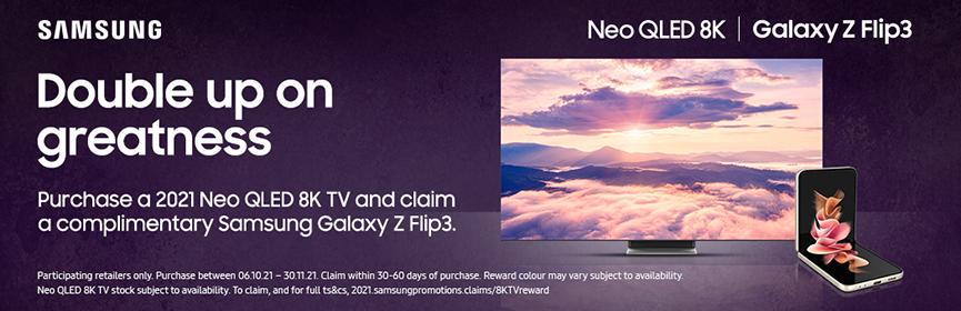 Free Galaxy Z Flip3 Promotion