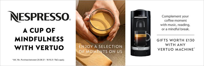 Nespresso's Coffee Promotion