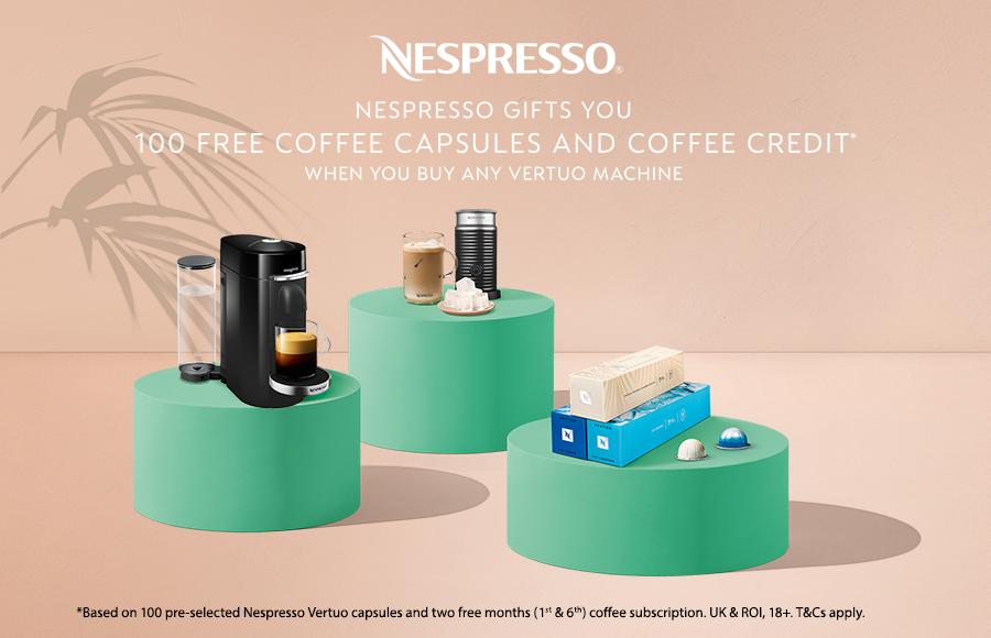 Nespresso Promotion