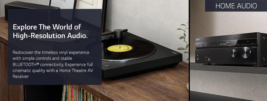 Audio Visual & Hi-Fi