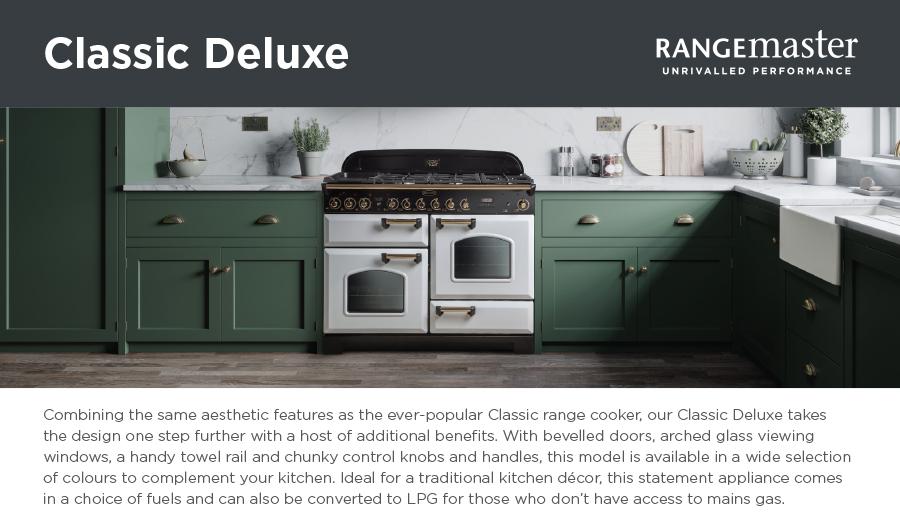 Rangemaster Classic Deluxe