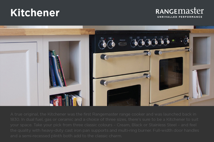 Rangemaster Kitchener