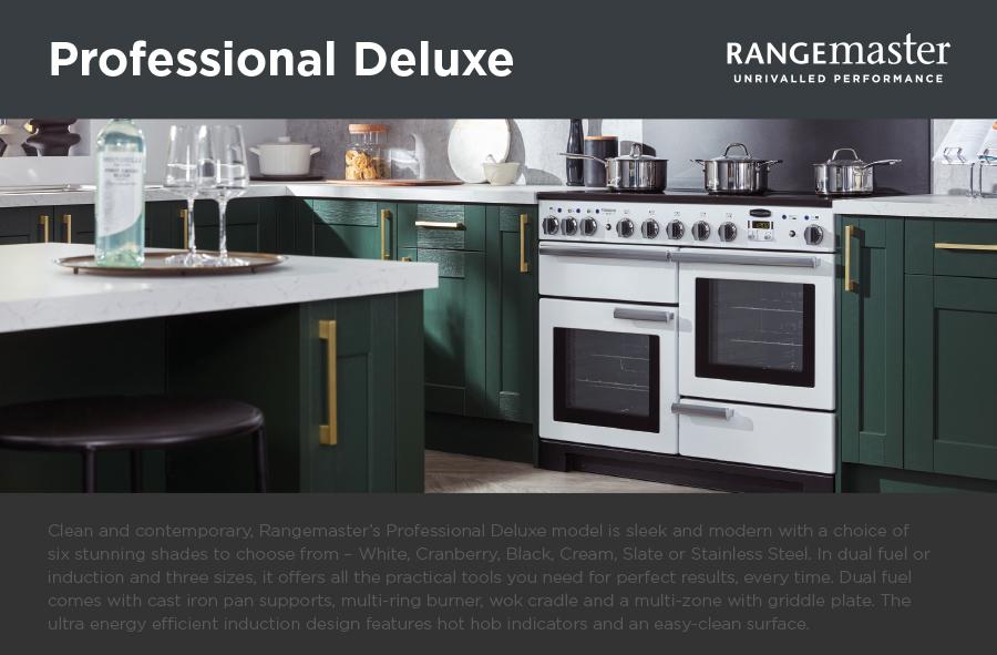 Rangemaster Professional Deluxe