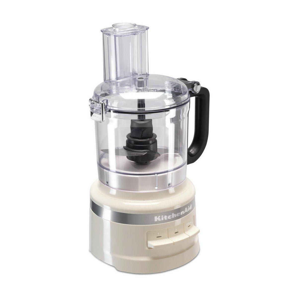 KitchenAid 5KFP0719BAC 1.7L Food Processor, Almond Cream