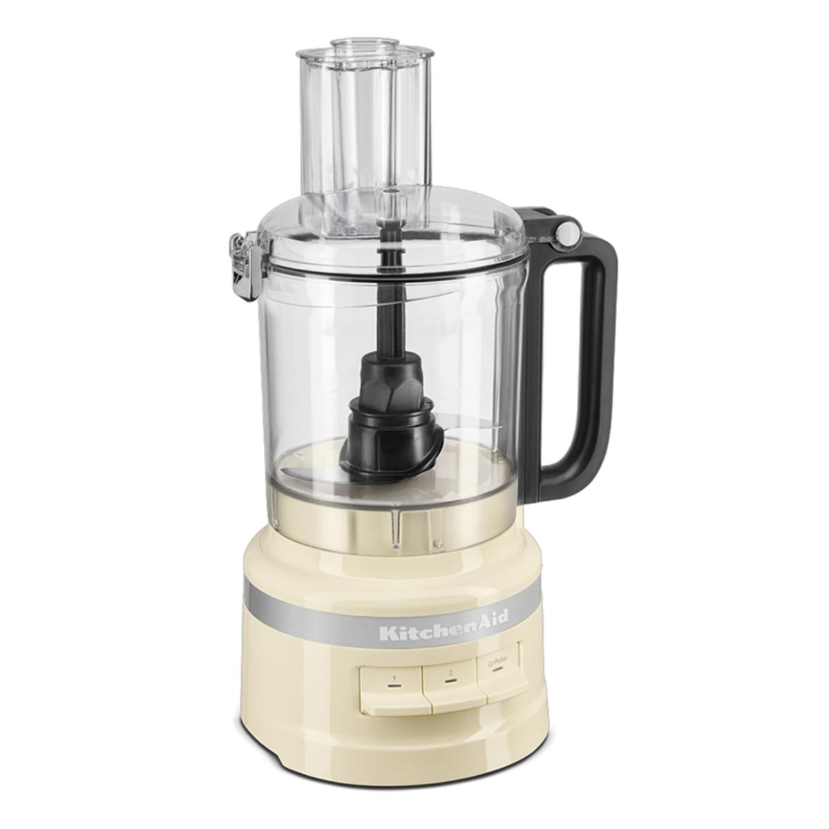 Image of KitchenAid 5KFP0919BAC 2.1L Food Processor, Almond Cream