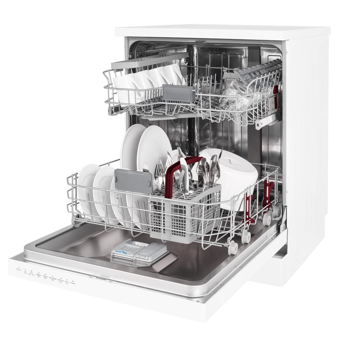 Compare retail prices of Blomberg LDF42240W A 60cm Full Size Dishwasher in White to get the best deal online