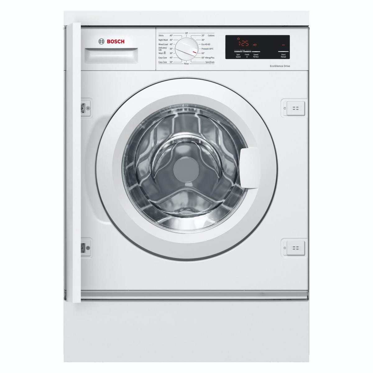 Bosch WIW28300GB A 8kg 1400rpm Spin Integrated Washing Machine