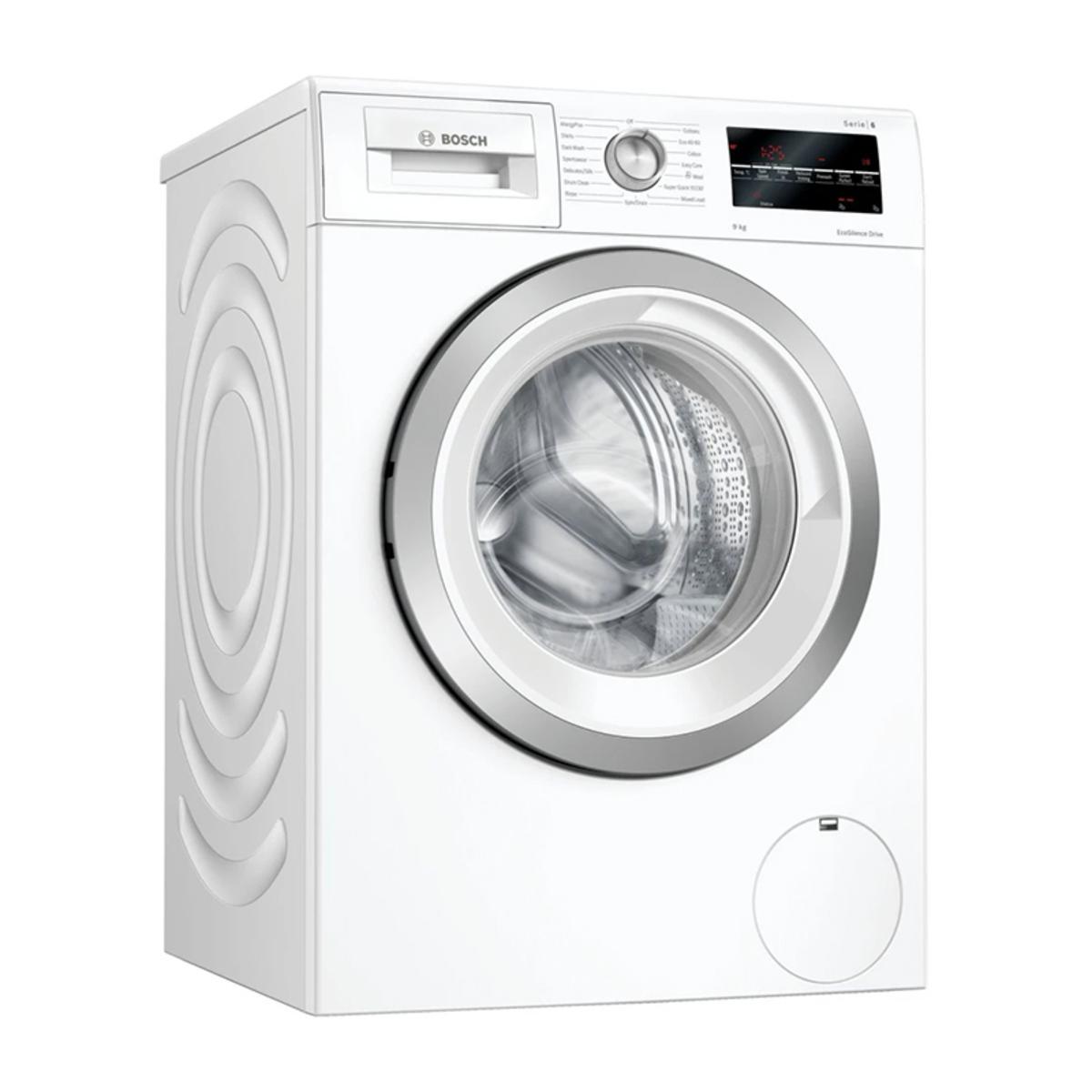 Bosch WAU28T64GB A+++ 9kg 1400 Spin Washing Machine in White
