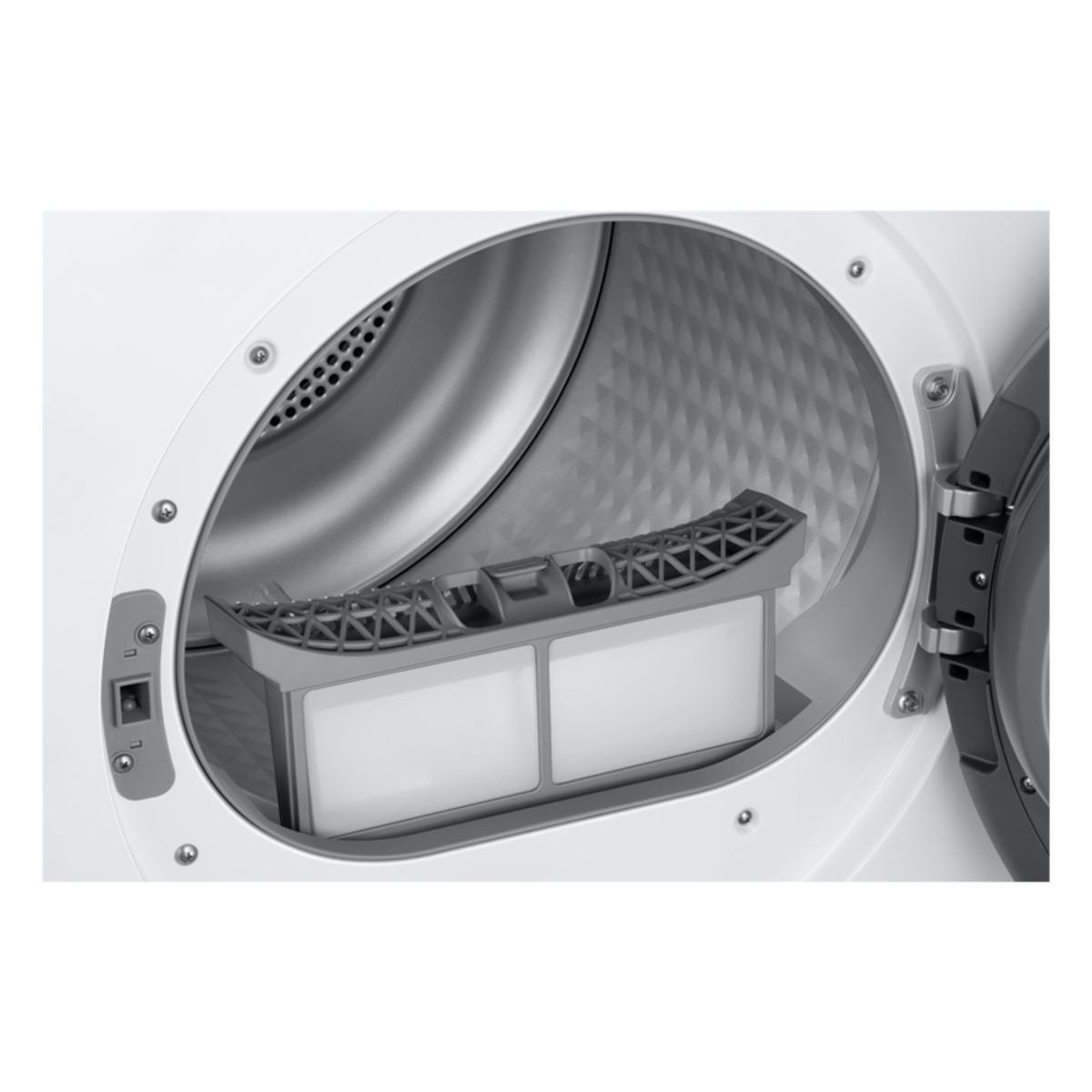 Samsung DV90T5240AE/S1 A+++ 9kg Heat Pump Tumble Dryer, White
