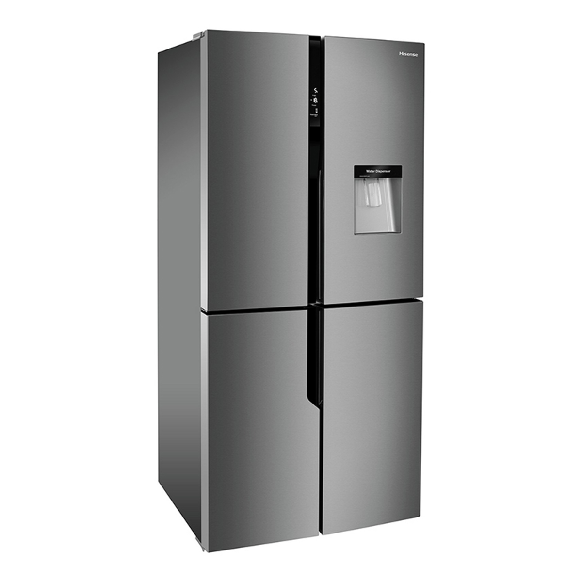 Compare prices for Hisense RQ560N4WC1 American Style Fridge Freezer Water Dispenser
