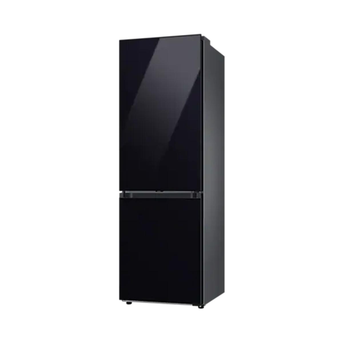 Samsung RB34A6B2E22/EU Bespoke 1.85m Fridge Freezer, Clean Black