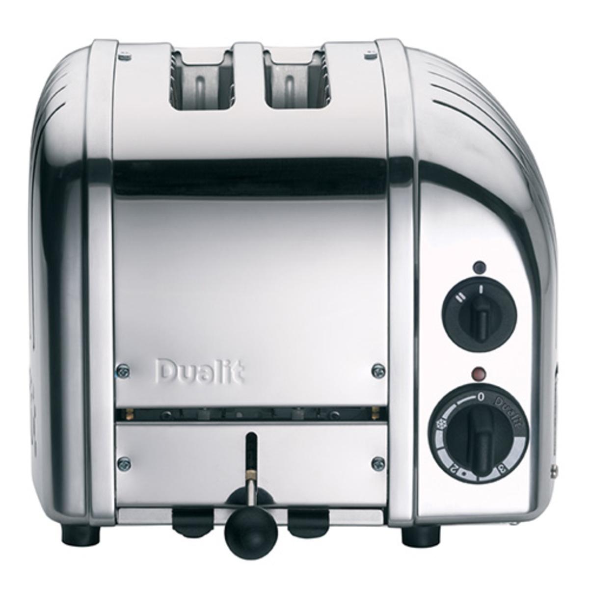 Image of Dualit 20441 Classic Vario AWS 2 Slot Toaster, Polished