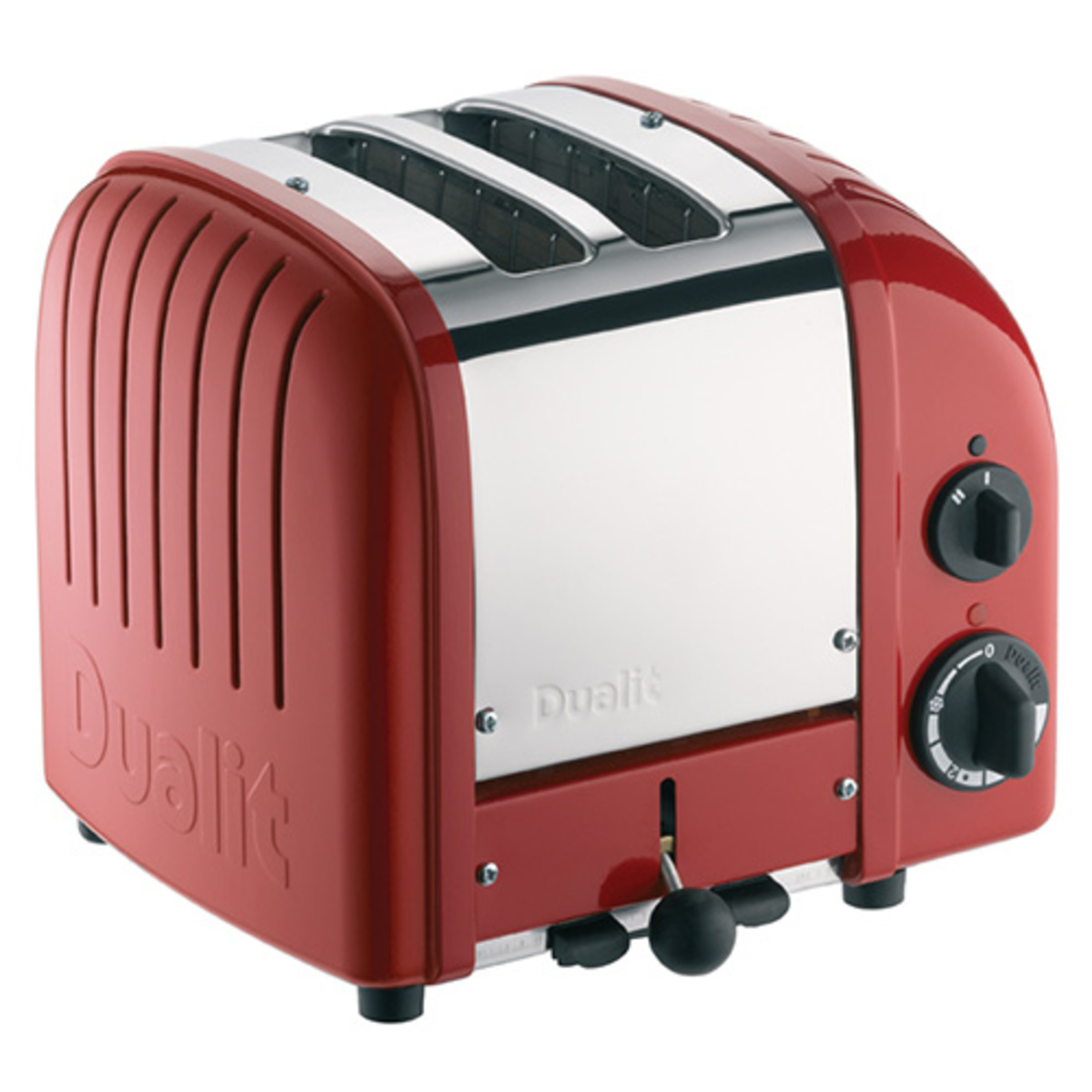 Image of Dualit 20442 Classic Vario AWS 2 Slot Toaster, Red