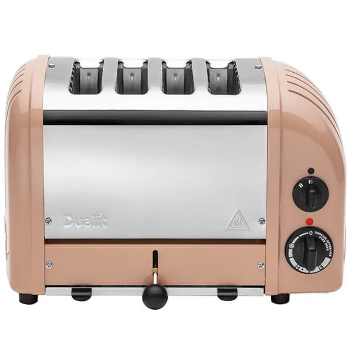 Dualit 40388 Classic Vario AWS 4 Slot Toaster, Desert