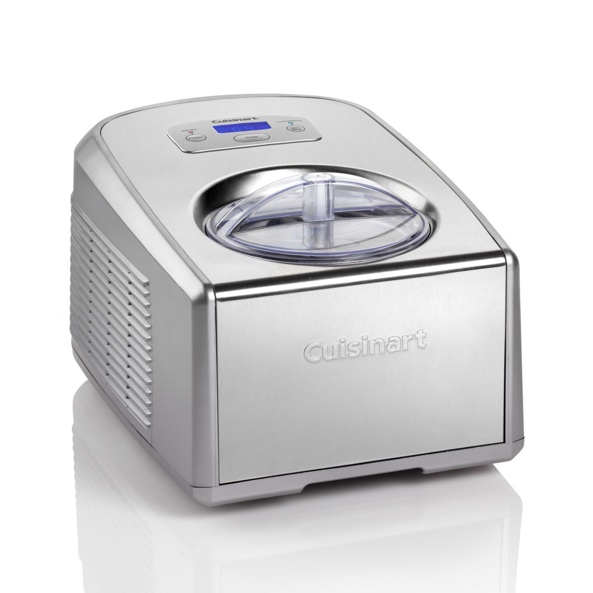 Image of Cuisinart ICE100BCU Ice Cream & Gelato Professional Maker