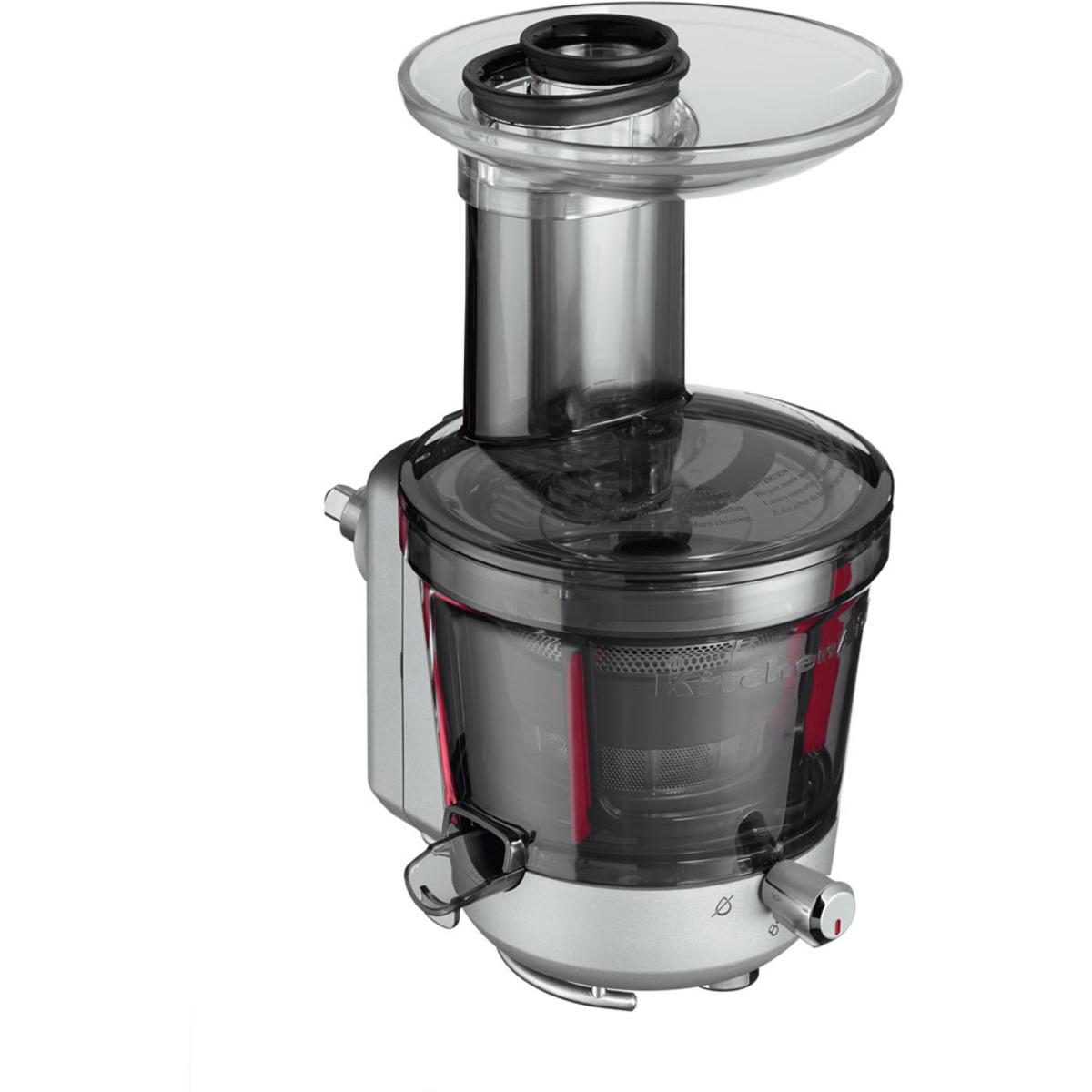 KitchenAid 5KSM1JA Maximum Extraction Slow Juicer & Sauce Attachment