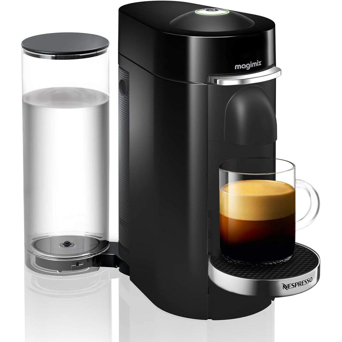 Magimix 11385 Nespresso Vertuo Plus in Black