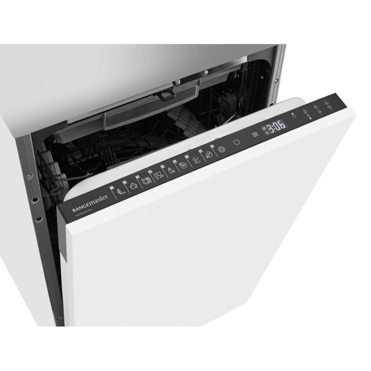 Rangemaster RDWP4510/I54 P45 Premium Integrated 45cm Dishwasher
