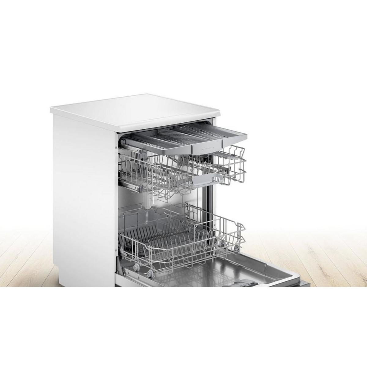Image of Bosch SMS2HVW66G Serie 2 60cm Free-standing Dishwasher, White