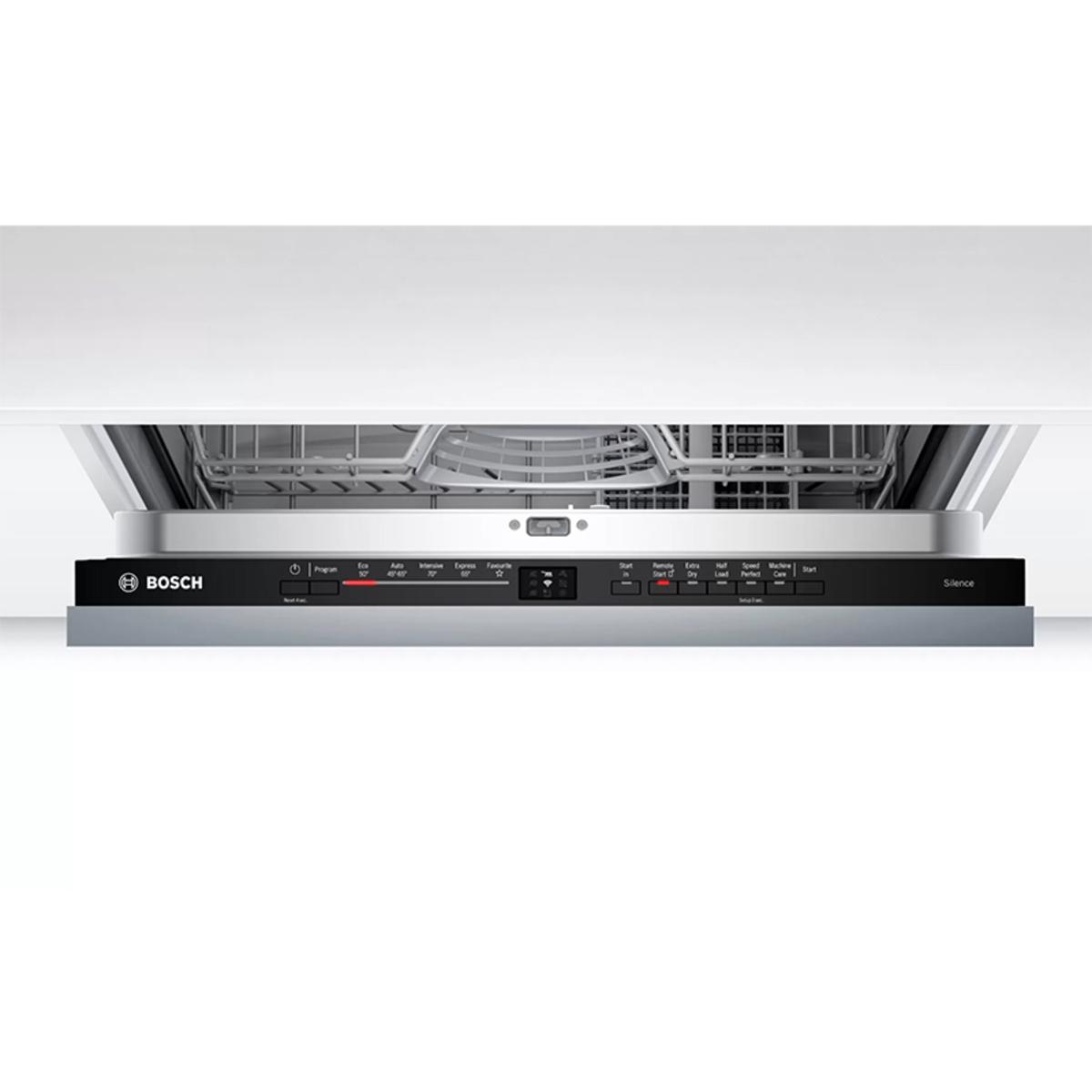 Bosch SGV2ITX18G Serie 2 60cm Fully-integrated dishwasher
