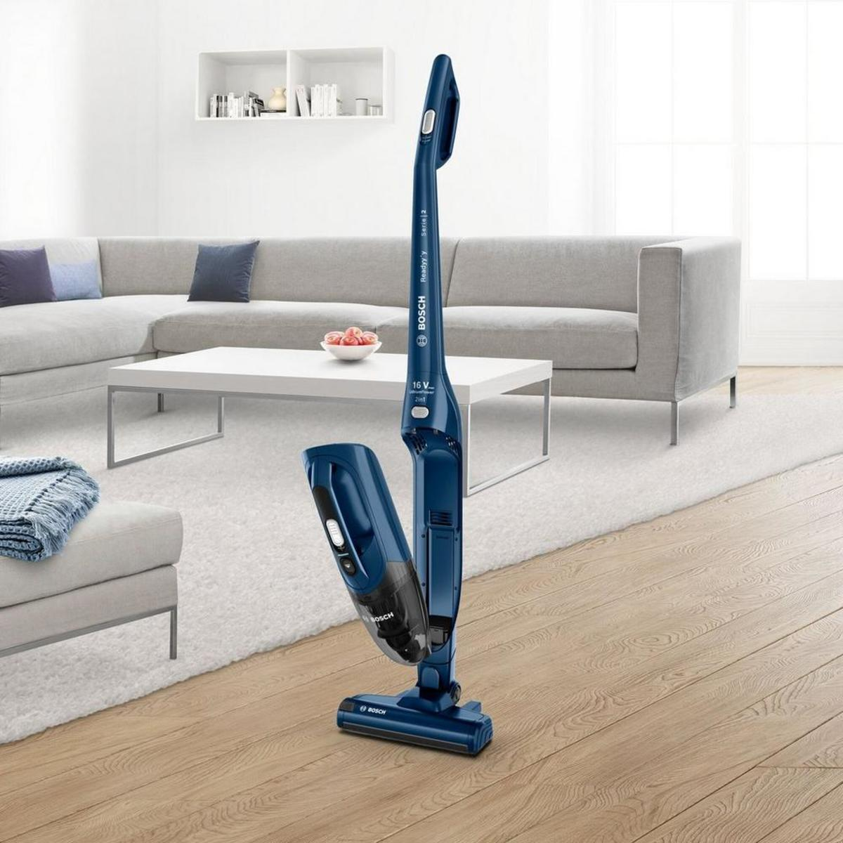Bosch BCHF216GB Serie 2 Rechargeable Cordless vacuum cleaner