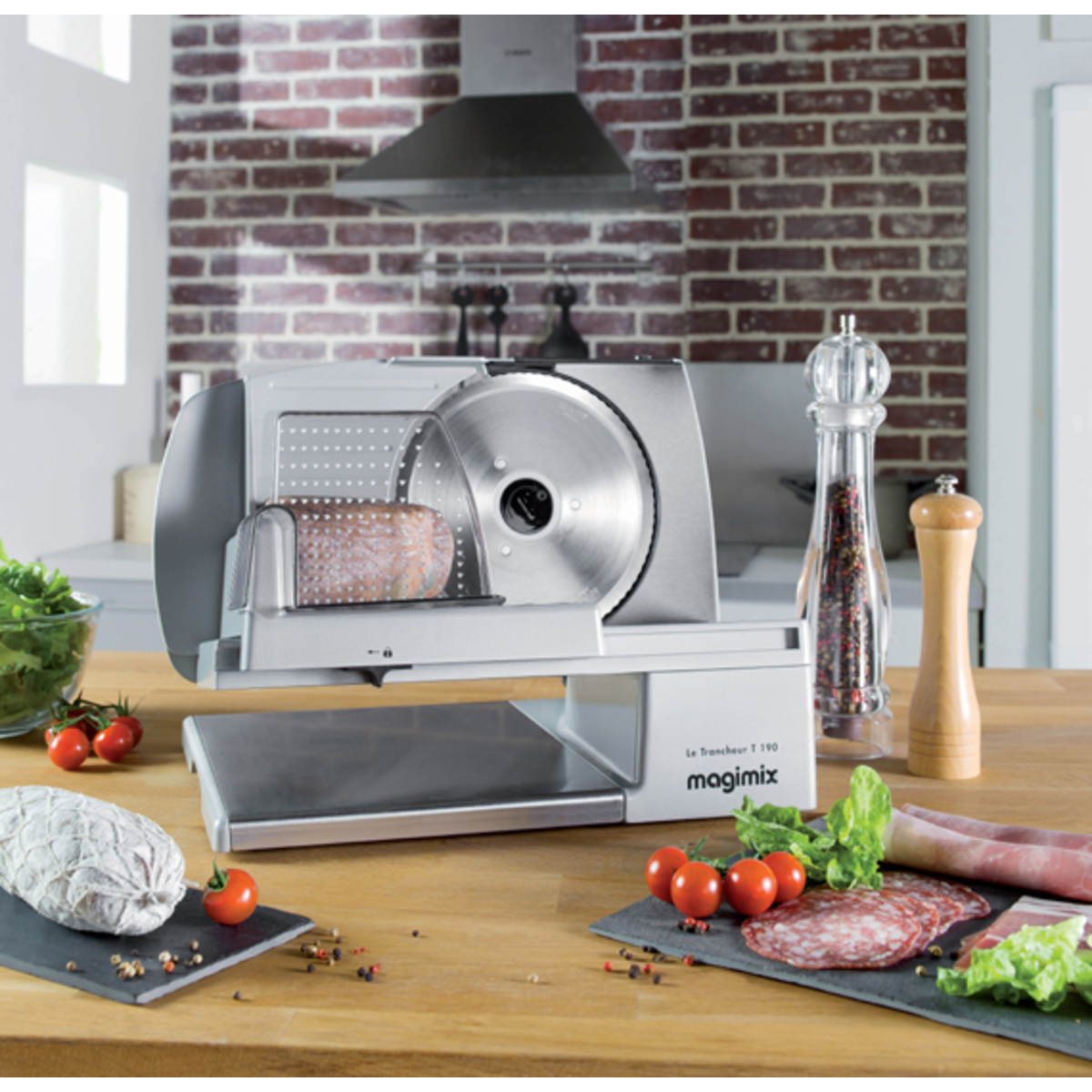 Magimix 11651 T190 Electronic Slicer