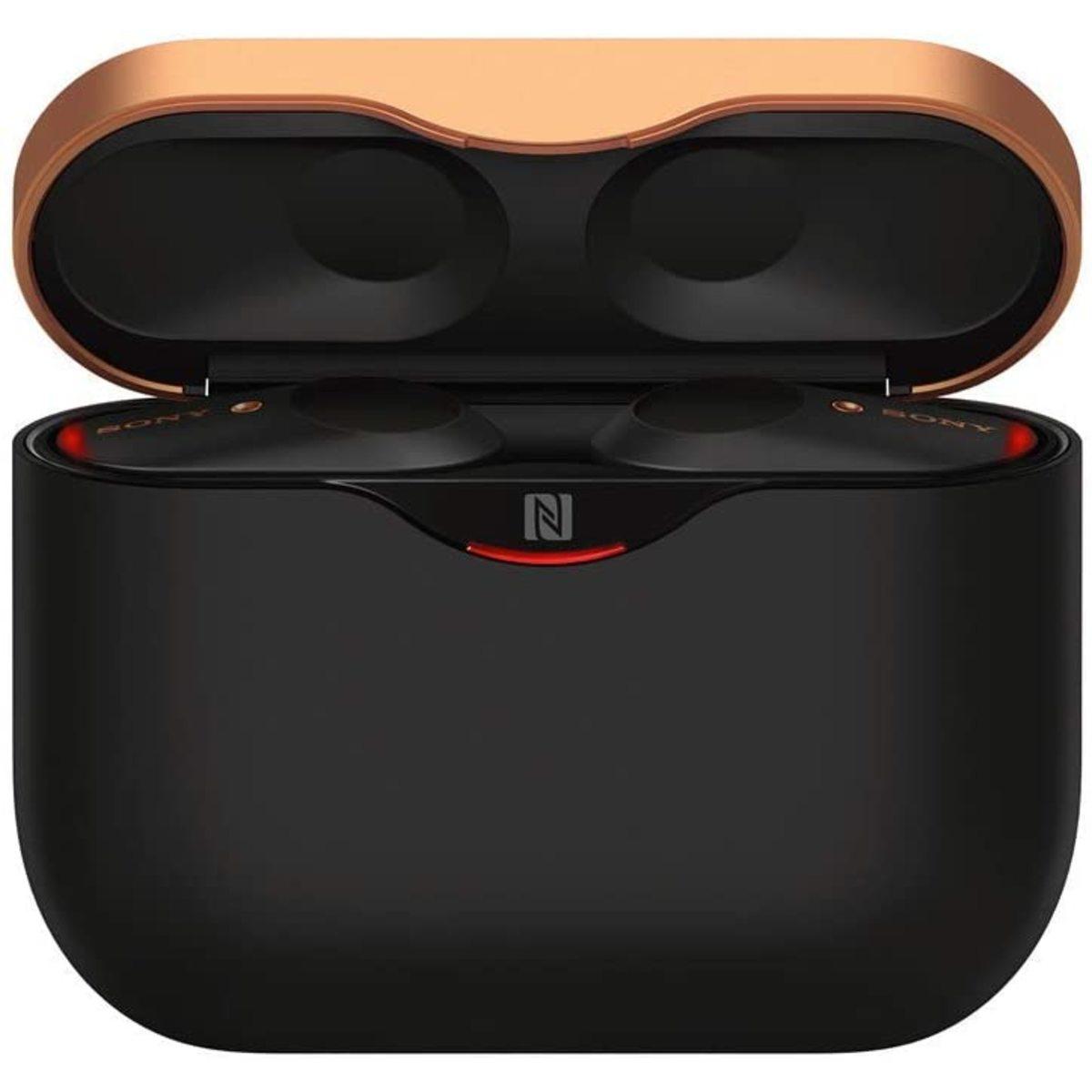 Sony WF1000XM3B Wireless Noise Cancelling In-ear Headphones, Black