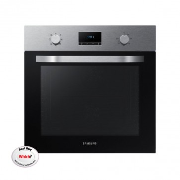 A Rated 70L Electric Oven with Dual Fan, Stainless