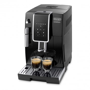 Fully Automatic Bean to Cup Coffee Machine, Black