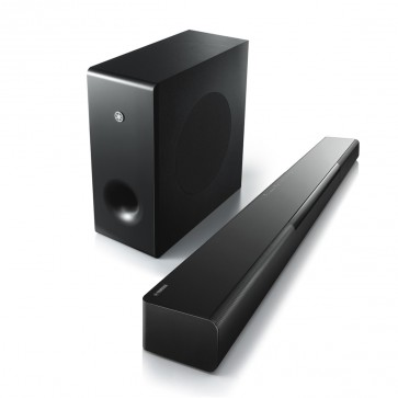 Wireless MusicCast Soundbar, Subwoofer, DTS Virtual X