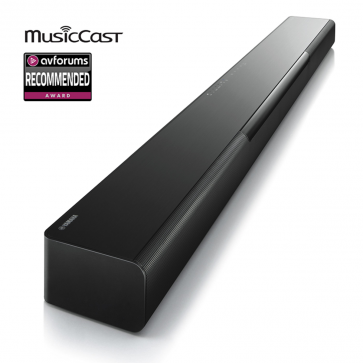 Wireless MusicCast Soundbar with DTS Virtual X, Black