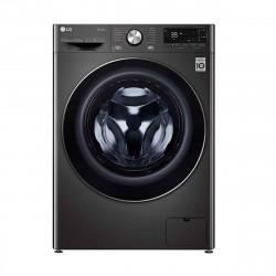 10.5kg / 1400 RPM Washing Machine - Black Steel