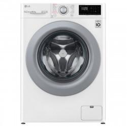 10.5kg 1400 Spin Washing Machine, White