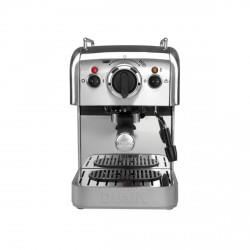 3 in 1 Coffee Machine, Polished