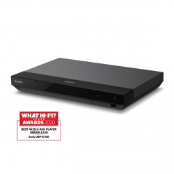4K Ultra HD Smart Blu-ray Player with Built-in Wi-Fi