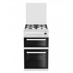 50cm 4 Hob Twin Cavity Gas Cooker