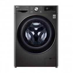 9kg / 1400 RPM Washing Machine - Black Steel