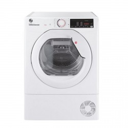 9kg Condenser Tumble Dryer in White