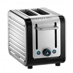 ARCHITECT 2 Slot Toaster, Black/Stainless Steel
