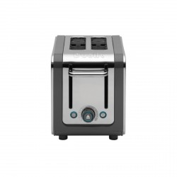 ARCHITECT 2 Slot Toaster, Grey/Stainless Steel