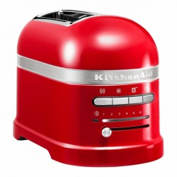 ARTISAN 2-Slot Toaster, Empire Red