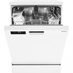 A++ 60cm Full Size Dishwasher in White