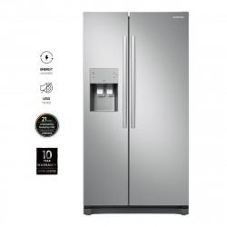 American Style Fridge Freezer, Aluminium