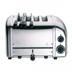 Combi 2x2 Toaster, Polished