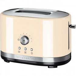 Manual Control Toaster, Almond Cream