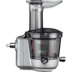 Maximum Extraction Slow Juicer & Sauce Attachment
