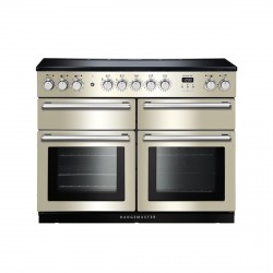 Nexus SE Induction 110cm range cooker, Ivory/Chrome