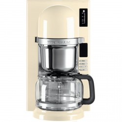 Pour Over Coffee Brewer, Almond Cream