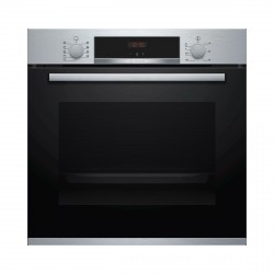 Serie 4 60cm A Rated Built-in oven, Stainless Steel