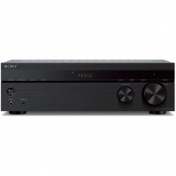 Stereo Receiver With Bluetooth Connectivity